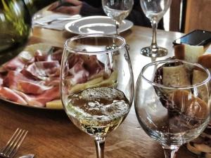 Ready to Wine and Dine at Adrija Winery - Bosnia and Herzegovina - by Anika Mikkelson - Miss Maps - www.MissMaps.com
