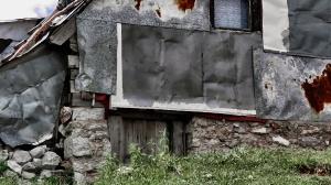 Sheet Metal Homes - Bosnia and Herzegovina - by Anika Mikkelson - Miss Maps www.MissMaps.com