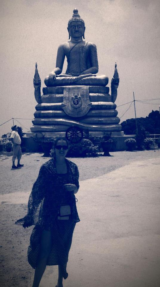 Thailand - Phuket - Big Buddha - by Kristen Breunig - Miss Maps Featured Female Traveler