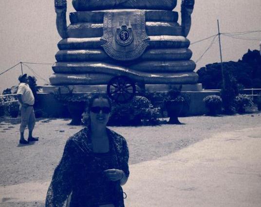 Thailand - Phuket - Big Buddha - by Kristen Breunig - Miss Maps Featured Female Traveler