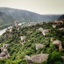 The Hills of Počitelj, Čapljina - Bosnia and Herzegovina - by Anika Mikkelson - Miss Maps - www.MissMaps.com
