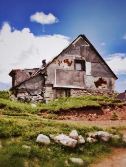 Tin Homes of Lukomir BiH - by Anika Mikkelson - Miss Maps www.MissMaps.com