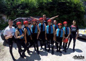 Travel Blogger Refting Crew River Neretva - Bosnia and Herzegovina BiH - photo provided by VisitKonjic.com