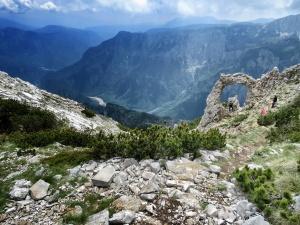 Travel Bloggers at Hadjuk's Rock - Bosnia and Herzegovina BiH - by Anika Mikkelson - Miss Maps - www.MissMaps.com