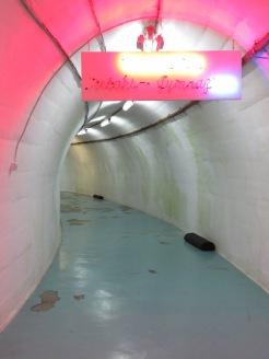 Tunnel into Tito's Bunker - Konjic Bosnia and Herzegovina - by Anika Mikkelson - Miss Maps - www.MissMaps.com