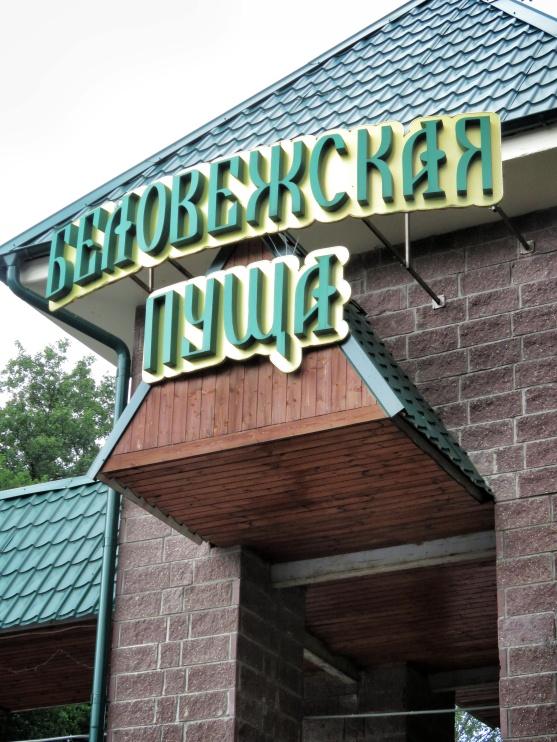 Belarus! - National Park Belovezhskaya Pushcha - by Anika Mikkelson - Miss Maps - www.MissMaps.com