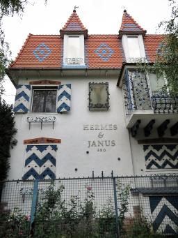 Gypsy house (or what I believe to be) - Nitra Slovakia - by Anika Mikkelson - Miss Maps - www.MissMaps.com