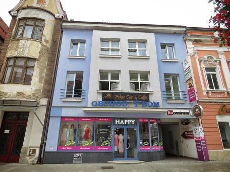Happy Businesses - Nitra Slovakia - by Anika Mikkelson - Miss Maps - www.MissMaps.com