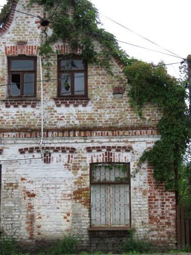 Home of Bialowiza Poland - by Anika Mikkelson - Miss Maps - www.MissMaps.com