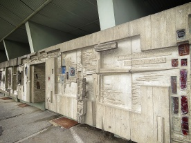 More of the Communist Era Walls - Nitra Slovakia - by Anika Mikkelson - Miss Maps - www.MissMaps.com