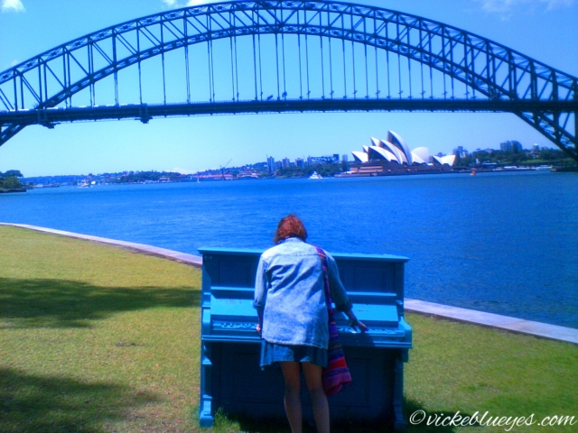 Sydney Harbour Bridge - by Vicky Carter - MissMaps.com Featured Female Traveler