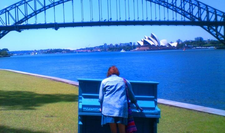 Sydney Harbour Bridge - by Vicky Carter - MissMaps.com Featured Female Traveler