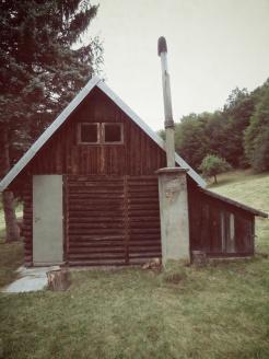 The Older Cabin - - Slovakia - by Anika Mikkelson - Miss Maps - www.MissMaps.com