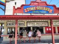 Time Square Restaurant Ohio - by Anika Mikkelson - Miss Maps - www.MissMaps.com