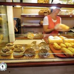 Amazing desserts at the market - Riga Latvia - by Anika Mikkelson - Miss Maps - www.MissMaps.com