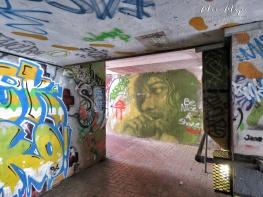 Be Nice - Pedestrian Tunnel - Malta - by Anika Mikkelson - Miss Maps - www.MissMaps.com
