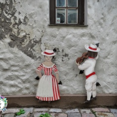 Dancing in the Streets - Riga Latvia - by Anika Mikkelson - Miss Maps - www.MissMaps.com