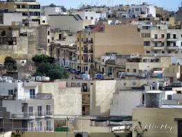 First Impression - Buildings of Malta - Malta - by Anika Mikkelson - Miss Maps - www.MissMaps.com