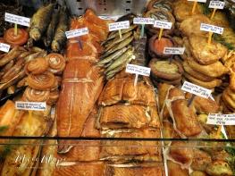 Fresh Fish and a Roach Pie - Helsinki Finland - by Anika Mikkelson - Miss Maps - www.MissMaps.com