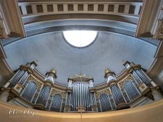 Helsinki Cathedral Organ - Helsinki Finland - by Anika Mikkelson - Miss Maps - www.MissMaps.com