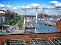 Helsinki Harbor - Helsinki Finland - by Anika Mikkelson - Miss Maps - www.MissMaps.com