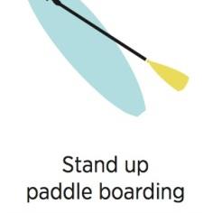 Helsinki Scavenger Hunt - Stand Up Paddle Boarding - from VisitHelsinki.fl