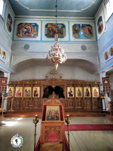 Inside the Immanuel Pentecostal Parish - Tallinn Estonia - by Anika Mikkelson - Miss Maps - www.MissMaps.com