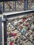 Locks of Love Bridge - Helsinki Finland - by Anika Mikkelson - Miss Maps - www.MissMaps.com
