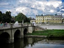 Lubomirski Palace - Bialystok Poland - by Anika Mikkelson - Miss Maps - www.MissMaps.com