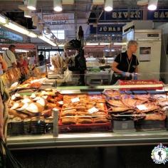 Meat Market - Riga Latvia - by Anika Mikkelson - Miss Maps - www.MissMaps.com