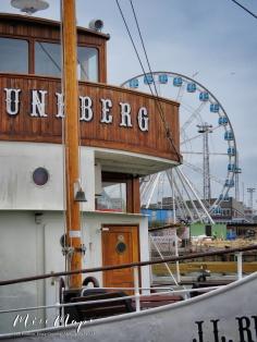 MS J.L.Runeberg Boat - Helsinki Finland - by Anika Mikkelson - Miss Maps - www.MissMaps.com