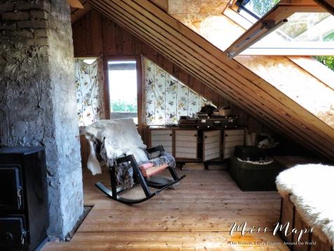 My room - Northern Estonia - by Anika Mikkelson - Miss Maps - www.MissMaps.com