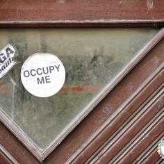 Occupy Me - Riga Latvia - by Anika Mikkelson - Miss Maps - www.MissMaps.com