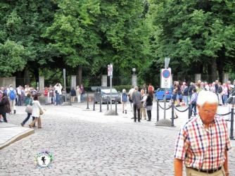 Old Town was Stuffed with Tourists - Tallinn Estonia - by Anika Mikkelson - Miss Maps - www.MissMaps.com