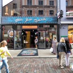 Rockabilly - Riga Latvia - by Anika Mikkelson - Miss Maps - www.MissMaps.com