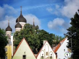 Roman Catholic Chucrch - Tallinn Estonia -by Anika Mikkelson - Miss Maps - www.MissMaps.com