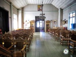 Seats of Immanuel Pentecostal Parish - Tallinn Estonia - by Anika Mikkelson - Miss Maps - www.MissMaps.com