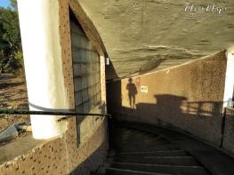 Shadows on the stairs - Malta - by Anika Mikkelson - Miss Maps - www.MissMaps.com