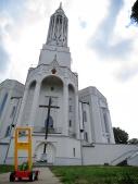 St Roch's Church - Built 1927-1946 - Bialystok Poland - by Anika Mikkelson - Miss Maps - www.MissMaps.com
