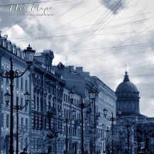 Streets of St Petersburg - St Petersburg Russia - by Anika Mikkelson - Miss Maps - www.MissMaps.com