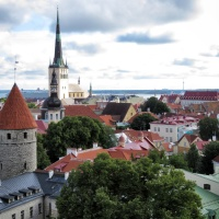 Tallinn Estonia: Lively Visitors and Lovely Locals