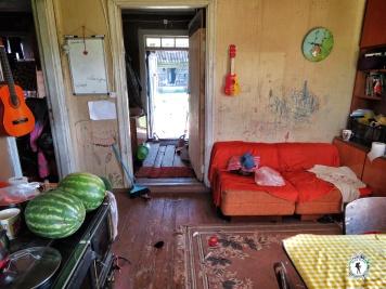 The family room - South Estonia - by Anika Mikkelson - Miss Maps - www.MissMaps.com