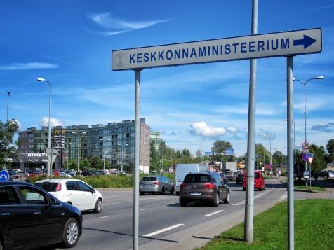 The Longest Word You'll Ever See - Tallinn Estonia - by Anika Mikkelson - Miss Maps - www.MissMaps.com