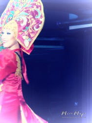 Tiny Dancer - Cruise Helsinki to St Petersburg - by Anika Mikkelson - Miss Maps - www.MissMaps.com