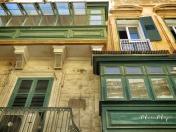 Turkish Porches of Vilnius - Malta - by Anika Mikkelson - Miss Maps - www.MissMaps.com