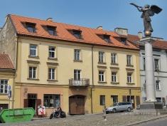 Užupis Central Square - Vilnius Lithuania - by Anika Mikkelson - Miss Maps - www.MissMaps.com