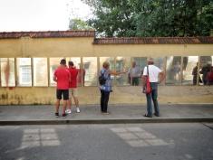 Užupis Constitiution Wall - Villnius Lithuania - by Anika Mikkelson - Miss Maps - www.MissMaps.com