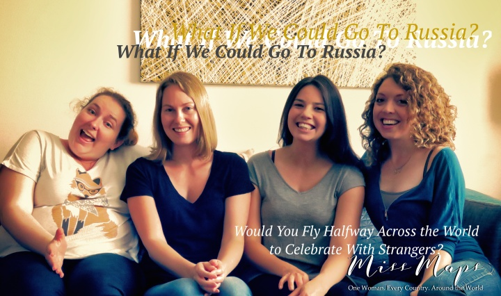 What if You Could Go To Russia - Helsinki Finland - by Anika Mikkelson - Miss Maps - www.MissMaps.com