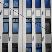 Windows of Riga Latvia 15 - by Anika Mikkelson - Miss Maps - www.MissMaps.com