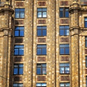 Windows of Riga Latvia 17 - by Anika Mikkelson - Miss Maps - www.MissMaps.com